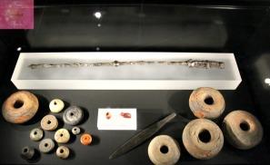 Vikings Weaving Materials Reese Speaks